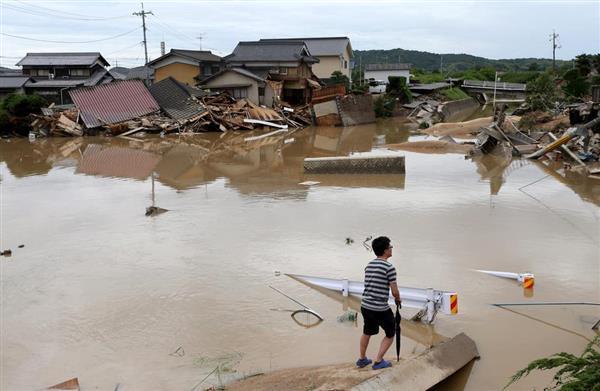 西日本豪雨災害0711